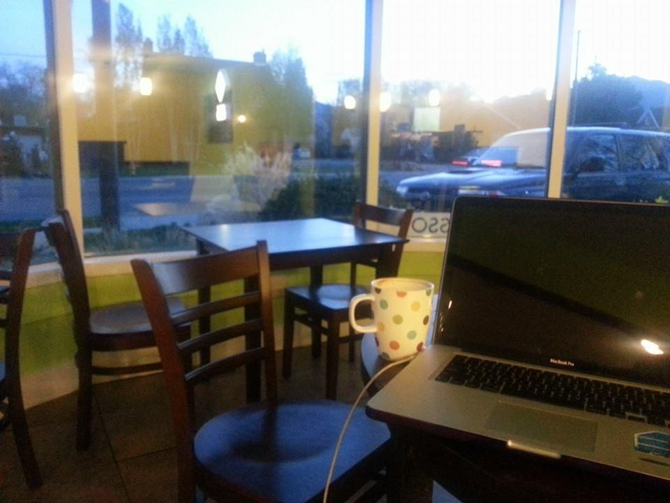 Ditta Caffe in Salt Lake City UT