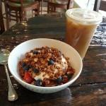 Tasty Breakfast at Ditta Caffe in Salt Lake City Utah