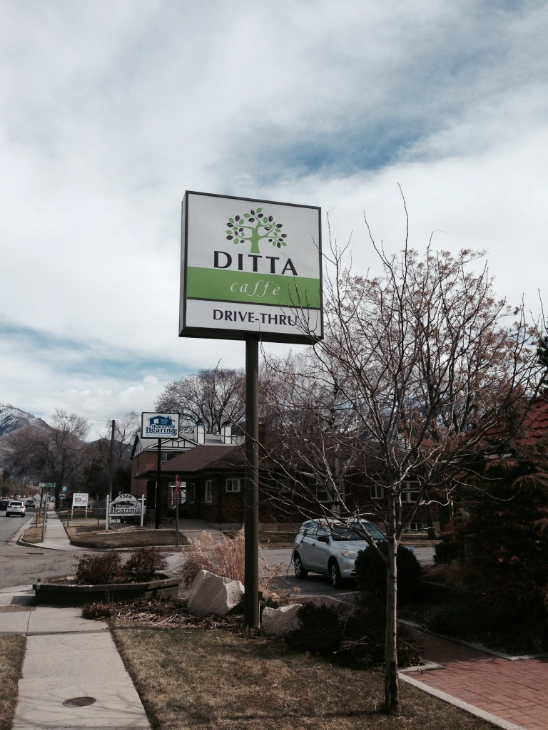 Ditta Caffè in Salt Lake City UT